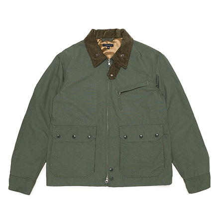 Pathfinder Jacket-Nyco Ripstop-Olive