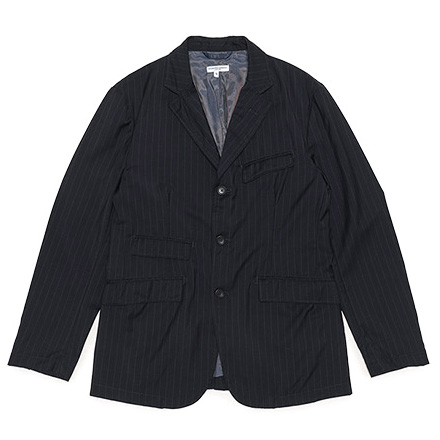 Andover Jacket-Tropical Wool-Dk.Navy St.