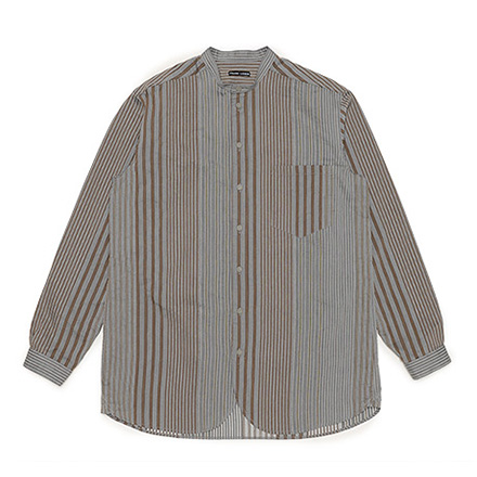 Multistripe Cotton S.C Shirt
