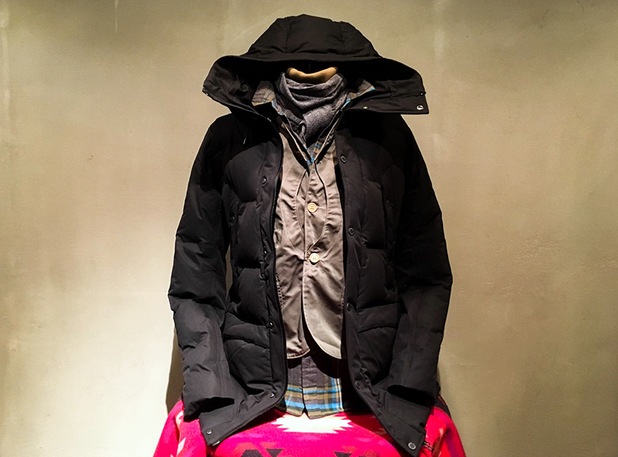 DOR-G8624/Down Coat