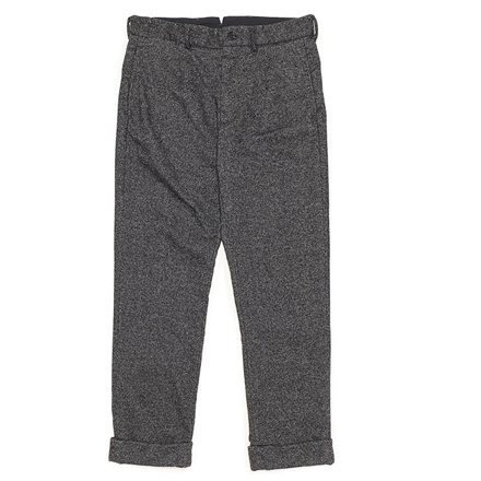 Andover Pant-Wool Homespun-Charcoal