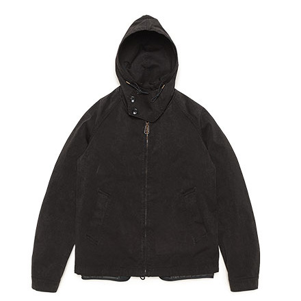 Anorak with Down Liner-Black