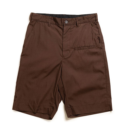 LOFTMAN別注 Transporter Short-Brown