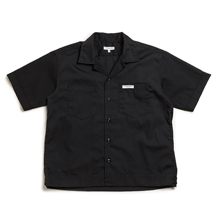 LOFTMAN別注 Transporter Shirt-Black