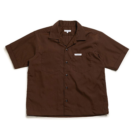 LOFTMAN別注 Transporter Shirt-Brown