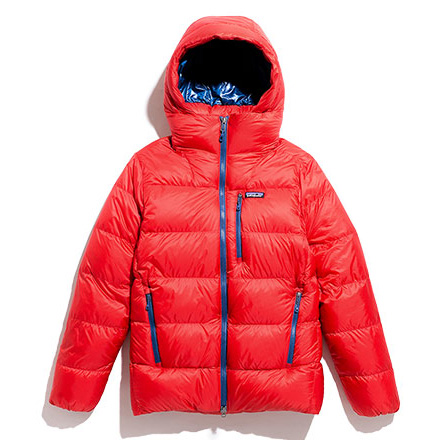 Men's Fitz Roy Down Parka-FRE