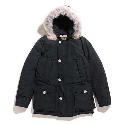 Arctic Parka ML-New Black