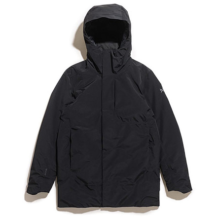 Magnus Coat-Black