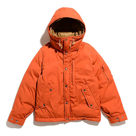 65/35 Mountain Short Down Parka-RU